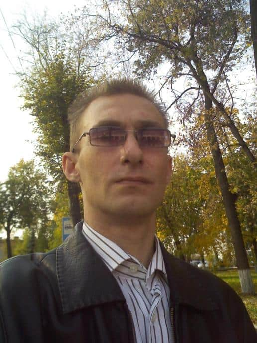 Александр Левитин